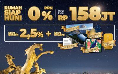 Price Save! Promo Banjir Insentif  Citra Maja Raya